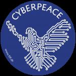 Logo der Cyber-Peace-Kampagne des FIfF e.V.